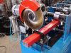 Tubulação quadrada de aço do Downspout do metal que dá forma à máquina