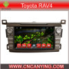 Toyota RAV4 (AD-8145)를 위한 A9 CPU를 가진 Pure Android 4.4 Car DVD Player를 위한 차 DVD Player Capacitive Touch Screen GPS Bluetooth