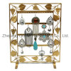 나무 Jewelry Display Shelf Earring Holder Crafts (wy-4554)