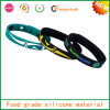 Bracelet protecteur approuvé d'amour de silicone de la CE