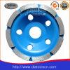 105mm Diamond Single Row Cup Wheel