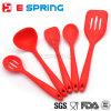 cucina stabilita dell'utensile del silicone 5PCS che cucina gli strumenti