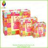 Buntes Drucken-Produkt-verpackende kosmetische PapierEinkaufstasche