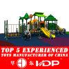 Kids (HD14-070A)のための2014新しいFashion Design Plastic Outdoor Playground Set