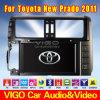 Auto-DVD-Spieler für Toyota-Land-Kreuzer Prado 2011 mit GPS-Navigation (VTP8155)