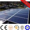 250W ein Grad-PolymonoSonnenkollektor für Kraftwerk-Projekte