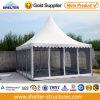 Glass Wall (P6)를 가진 아라비아 사람 Unique Circus Pagoda Tent