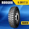 Los neumáticos medios del carro de Roogoo, omnibus ponen un neumático 9.5r17.5