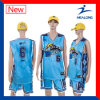 Customzied Firmenzeichen-Entwurf Subliamation Basketball-Trainingsnazug