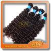 Extensões brasileiras do cabelo da classe do preço de grosso 5