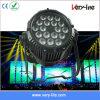 Het Licht van het openlucht LEIDENE RGBW18*10W Stadium van het PARI