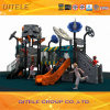 Do equipamento ao ar livre do campo de jogos das crianças do navio de espaço série II (SPII-07301)
