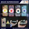 2017 friemelen Nieuwe 2 in-1 Spinner van de Hand iPhone van het Geval van het Stuk speelgoed Mobiele Shell met de Spinner van de Vinger