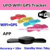 Traqueur intelligent du WiFi GPS d'UFO