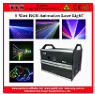 5W RGB Animation Laser Show Stage Performance