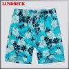 Shorts da praia para homens em calças do estilo da forma