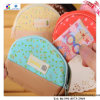 Fashion promotionnel Cheap Colorful Cloth Burse et Money Bag