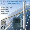 6 浸水許容のステンレス鋼の太陽水ポンプ