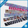 선전용 선물 패킹을%s 다채로운 인쇄 크리스마스 리본