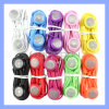 Цвет Earphone для iPod Headphone iPhone 6/5/5s с Mic