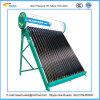 Não sistema de aquecimento solar de água da pressão