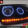 Yeux chauds d'ange de la vente 12vcar Headlihgt RVB LED