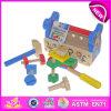Цветастое Wooden Tool Toy для Kids, Pretend Toy Wooden Toy Tool Toy для Children, Role Play Toy Wooden Tool Toy для Baby W03D037