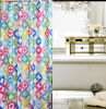 Способ Shower Curtain 100%Poly Waterproof Shower Curtain (JY-525)