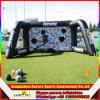 Porta inflável personalizada do treinamento do futebol com alta qualidade