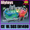 Sosta gonfiabile del dinosauro (Lilytoys-Funcity-391)