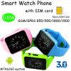 Bluetooth intelligentes Uhr-Telefon mit SIM Einbauschlitz (G10A)