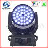 CE, tête mobile de bourdonnement de piste de danse de RoHS36PCS 10W*4in1 LED