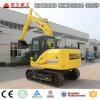 Excavatrices hydrauliques de chenille de Xiniu 14ton