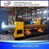 Cortador Kr-Xy5 del plasma de /CNC de la cortadora del tubo del CNC de la maquinaria de la fabricación de metal