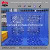 De nieuwe Pallet van het Rek van het Type van Net Plastic