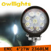 자동 Parts Round 4inch 27W LED Work Light