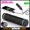 Batería elegante Battery Charger del external Power de 2600mAh Universal Portable