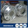 22.5 rodas de alumínio de 8 talões para o caminhão pesado
