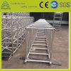 Sistema de alumínio do fardo do estágio de Ligting do quadrado do Spigot do desempenho ao ar livre