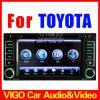 Coche DVD GPS para el crucero Prado de la tierra de Toyota Hilux