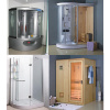 Sitio de ducha/sitio de la sauna (T186A)