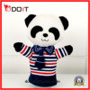 Het aangepaste Stuk speelgoed van de Handpop van de Panda van de Baby Onderwijs