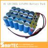 12V 20ahの長い生命電池のパック26650ゴルフ車組み込みBMSのためのLiFePO4電池