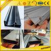 Perfil de cozinha de alumínio anodizado OEM com processamento profundo CNC