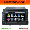 KIA Sorento (HM-8941G)のためのHifimax車DVD GPSのナビゲーション・システム