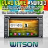 Witson S160 para Nissan Qashqai/Tiida/Paladin Car DVD GPS Player com Rk3188 o quadrilátero Core HD 1024X600 Screen 16GB Flash 1080P WiFi 3G Front DVR Mirror (W2-M001)