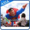 Воздушный шар супер героя напольный рекламировать раздувной, гигантский раздувной воздушный шар человека спайдера