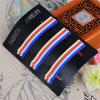 Dame Fashion Klemmen van het Haar van het Metaal van 12 Stukken de Kaart Ingepakte (JE1016)