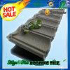 50 años de la garantía de la piedra del metal de azulejo de material para techos