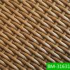 Material plástico redondo artificial duradero de la rota para los muebles de mimbre